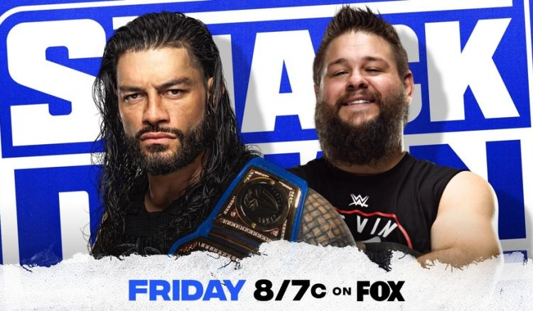 SPOILERS: Early Results For Tonight's WWE Friday Night Smackdown