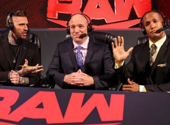 Jimmy Smith Found Vince McMahon's Comments 'Helpful' During WWE Raw Debut