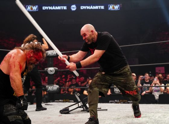 Report: AEW Not Planning On Doing A No Rules Match Again