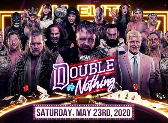 AEW TNT Championship Tournament Final Set For Double Or Nothing