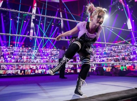 Alexa Bliss Responds To Fan Criticism Of Current WWE Character