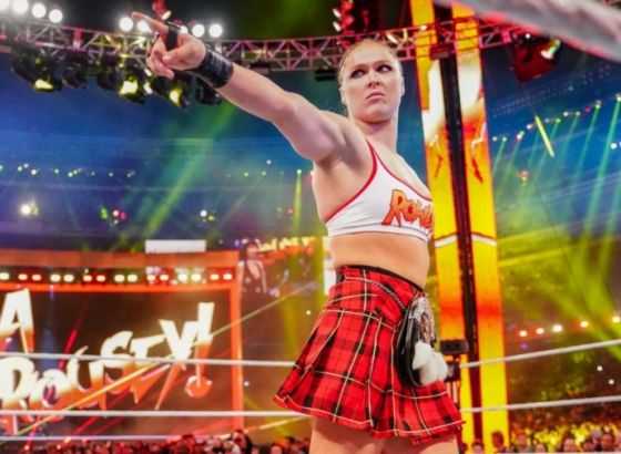 Report: Ronda Rousey Not Expected To Compete At WWE WrestleMania 36