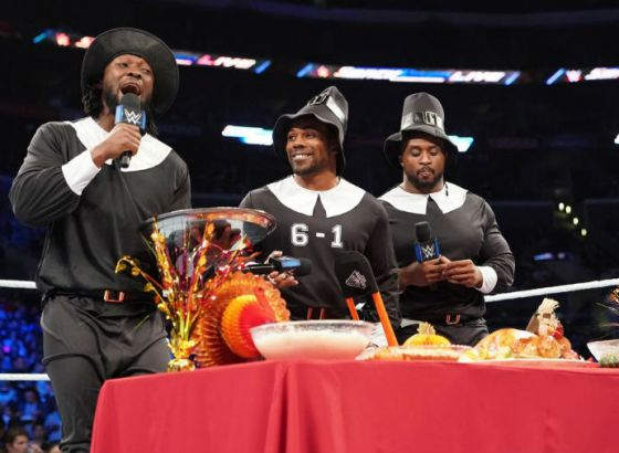 Damien Sandow & Alicia Fox Were Considered As Possible Members Of WWE's The New Day