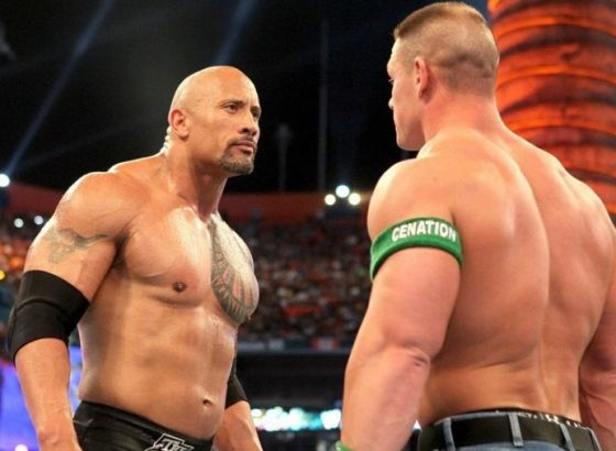The Rock Hails Vince McMahon As 'A Father Figure'