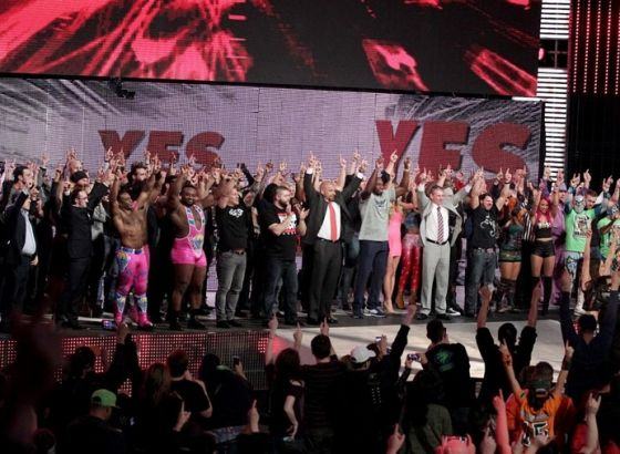 Calls For Wrestlers To Unionise After Mass Releases At WWE