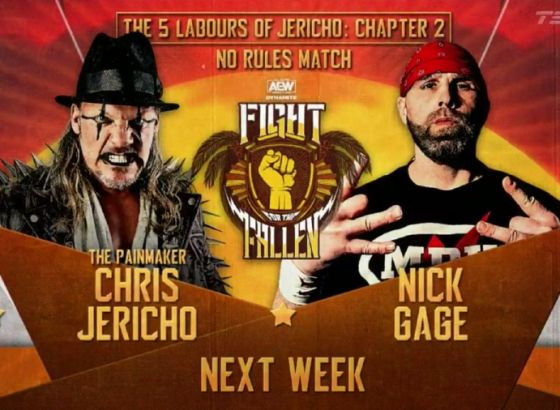 Five Matches Set For AEW Fight For The Fallen