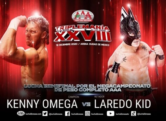 AAA Announces Triplemania 28 Card