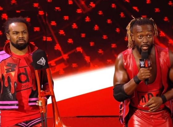 Kevin Nash Thanks The New Day For Outsiders Tribute On WWE Raw