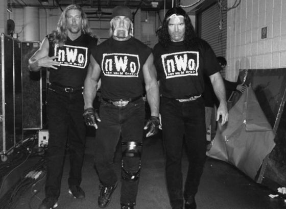 Woman Thinks Walmart Is Advocating For A World Government After Seeing WWE NWO T-Shirt