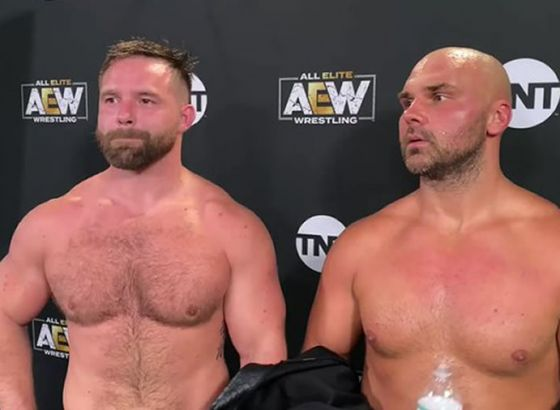 Dax Harwood Reveals He Suffered A Legitimate Knee Injury On AEW: Dynamite