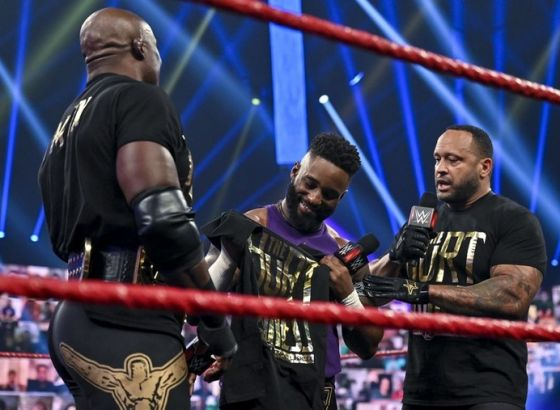 WWE's Cedric Alexander Reveals When He Found Out He Was Joining The Hurt Business