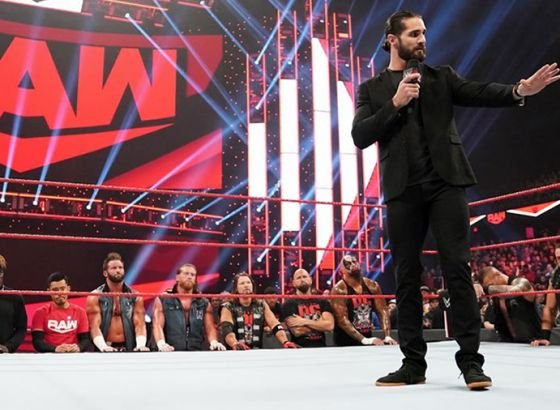 Seth Rollins Recruits New Faction Member On WWE Raw