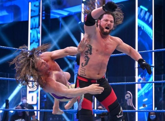 Report: AJ Styles Could Be Getting A Bodyguard On WWE TV