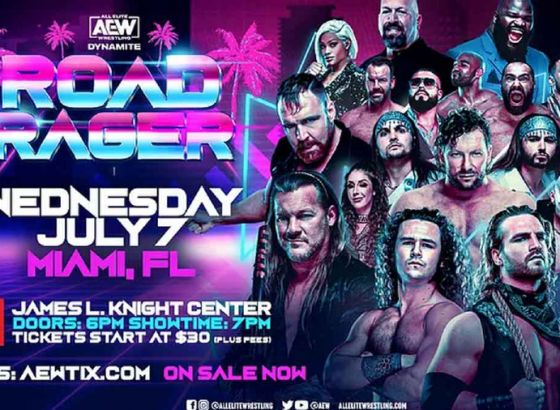 Street Fight Stipulation Added To Tag Team Title Match At AEW Road Rager