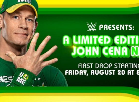 """""""It Was A Catastrophic Failure"""" - John Cena Reveals WWE Sold Only 37 Of His Limited-Edition NFT Kits"""