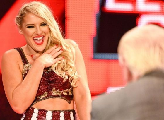 Lacey Evans Reveals She Talked To WWE About Pregnancy Timing