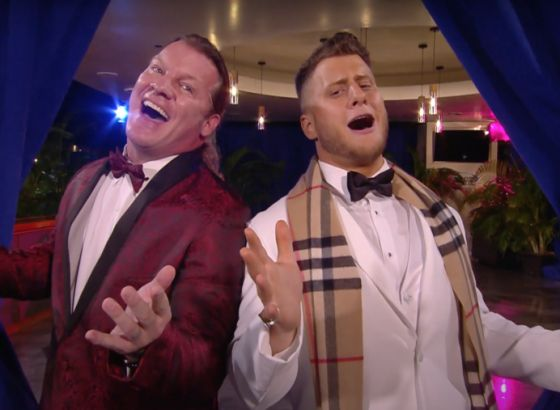 "Chris Jericho Says MJF Came Up With ""Le Dinner Debonair"" And The Vegas Trip"
