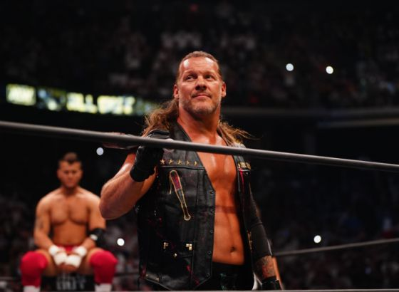 Chris Jericho: TNT Threatened To Pull AEW Dynamite After I Smoked On The Show