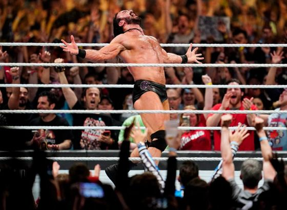 """Jerry """"The King"""" Lawler Thinks Drew McIntyre Can Be """"The Guy"""" In WWE"""