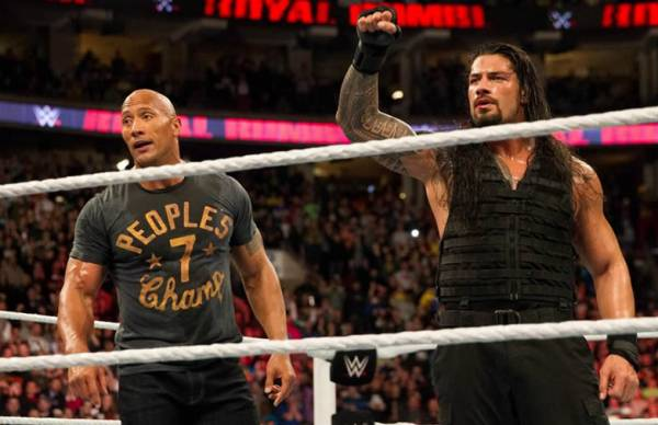 "The Rock Says He Would ""Be Honoured"" To Face Roman Reigns At WWE WrestleMania"