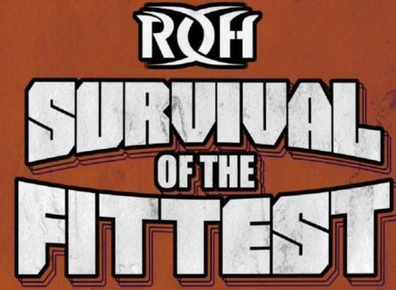 ROH Announce Survival Of The Fittest First Round Matches