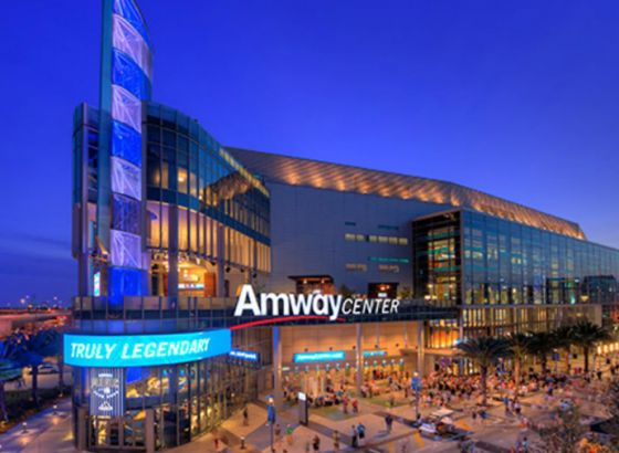 Report: WWE To Run At Amway Center Through October