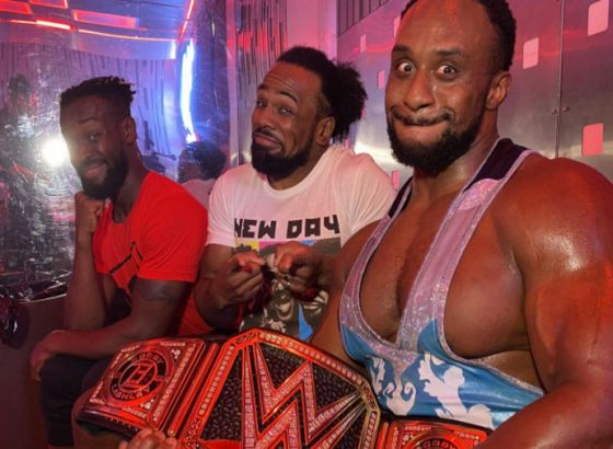 Majority Of WWE Raw Roster Reportedly Stayed To Watch Big E's WWE Championship Win