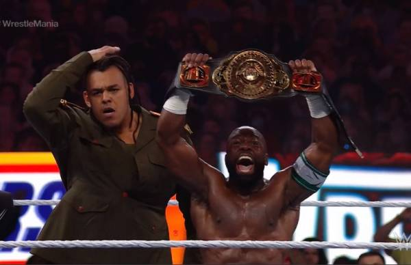 Crown On The Line, Commander Azeez In Action On Next Friday's WWE SmackDown