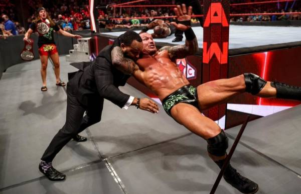 WWE Announce MVP Is Out 'Indefinitely' With A Broken Rib