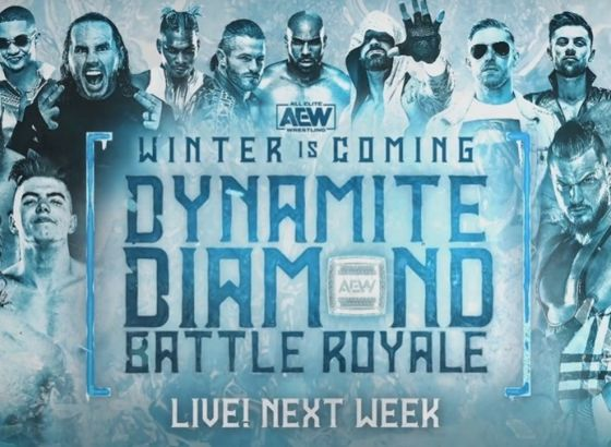 Dynamite Diamond Battle Royale & More Set For AEW Dynamite: Winter Is Coming