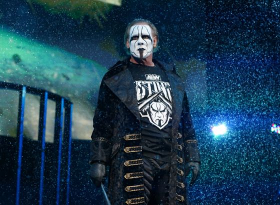 Report: Backstage News On Sting Signing With AEW