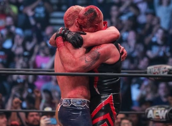 How Cody And Dustin Rhodes Defied Expectations At AEW's Debut