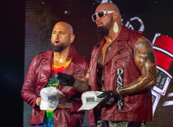 IMPACT's Scott D'Amore Wasn't A Fan Of The Good Brothers' Preacher Gimmick