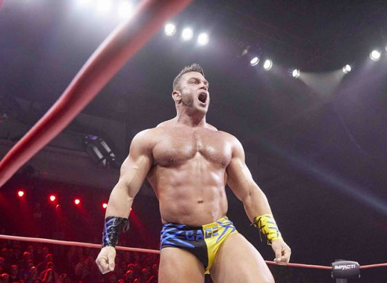 Brian Cage Reveals Why He Signed With AEW