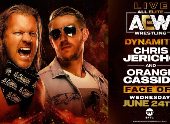 Chris Jericho, Orange Cassidy To Have Confrontation On AEW Dynamite