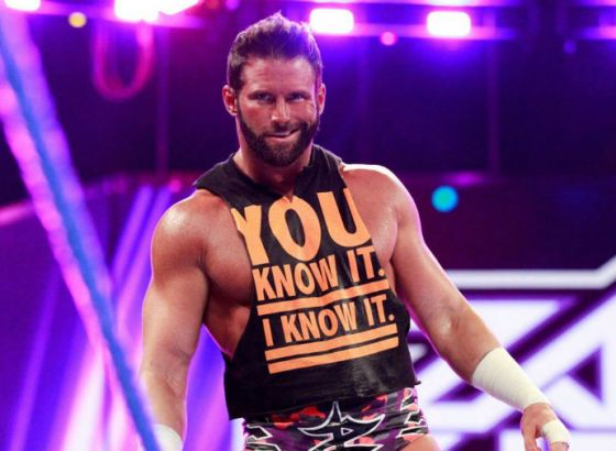 WWE Banned Zack Ryder's Internet Championship From TV Because They Thought He Was Just A Mark For Himself