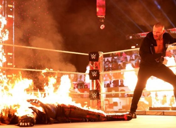 Report: The Fiend Vs. Randy Orton May Still Take Place At WWE Royal Rumble 2021