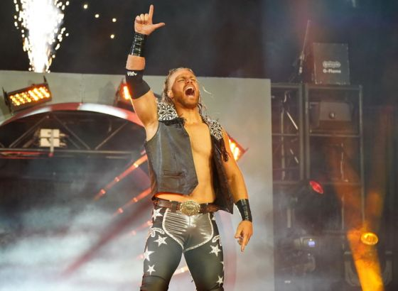 Tony Khan Confirms AEW's Hangman Page Asked For Time Off