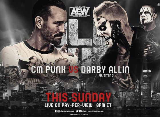 """CM Punk: Darby Allin Is The """"Perfect Foil"""" For My First AEW Opponent"""
