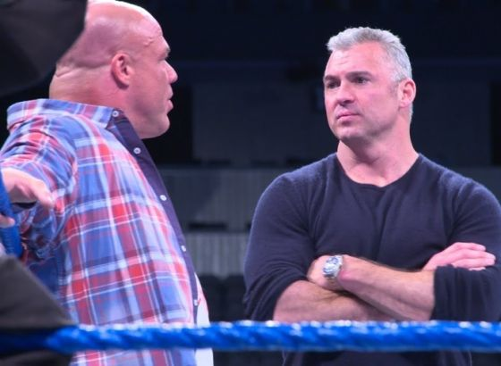 Kurt Angle: I'm Not Sure My Body Would Have Been Up To Wrestling Shane McMahon In WWE Retirement Match