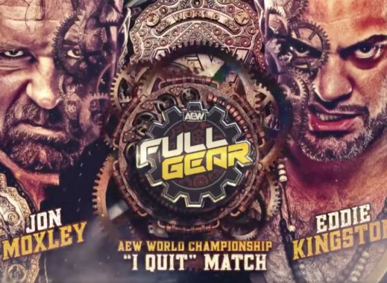 Jon Moxley Vs. Eddie Kingston To Main Event AEW Full Gear 2020