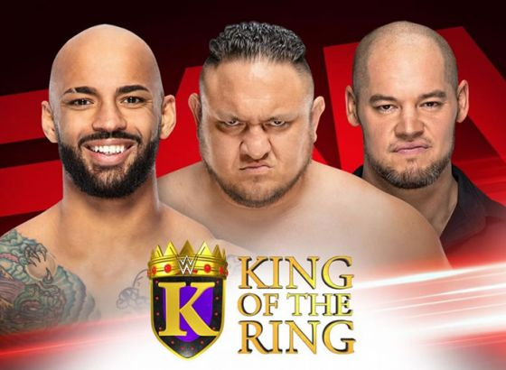 Report: Reason WWE King Of The Ring 2019 Semi-Final Changed To Triple Threat Match Revealed