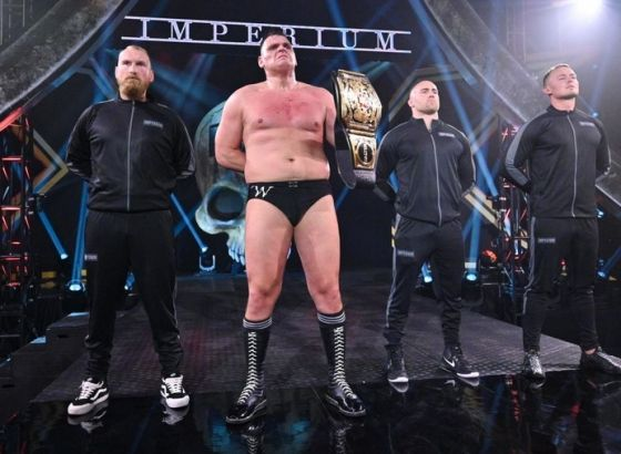 """Alexander Wolfe Believes Imperium Would """"Fail Miserably"""" On WWE Main Roster"""