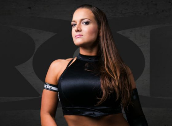 ROH Reportedly Fires Women's Champion Kelly Klein
