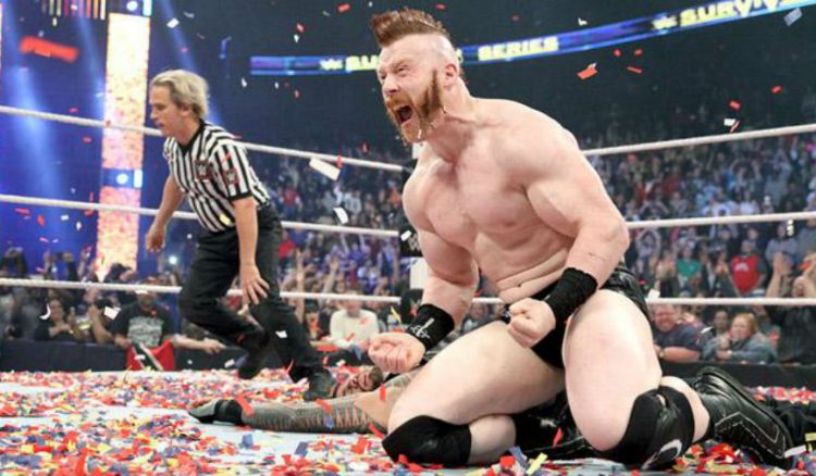 Wwe Star Sheamus On The League Of Nations There Was A Lot Of Troubles With The Group Cultaholic
