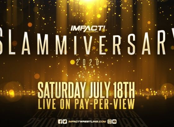 IMPACT Wrestling World Championship Match Set For Slammiversary 2020