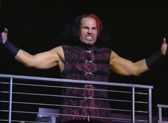 Report: Matt Hardy Was Heated After Botched AEW: Dynamite Spot