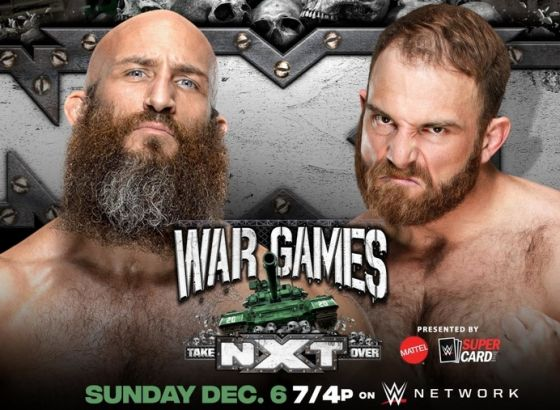 Tommaso Ciampa Vs. Timothy Thatcher Set For WWE NXT TakeOver: WarGames 2020
