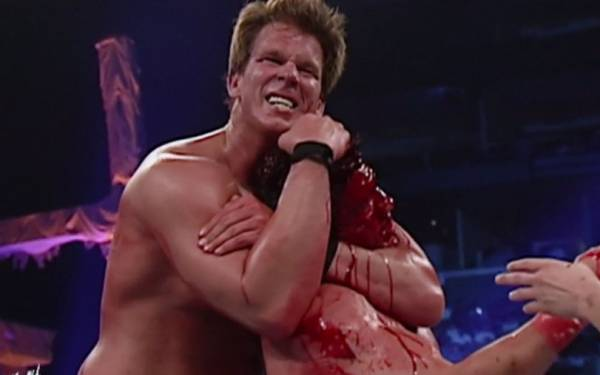 10 Bloodiest WWE Matches