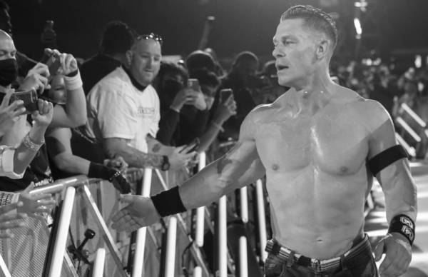 John Cena: WWE Have Been Changing Performer's Identities Since The Dawn Of Time